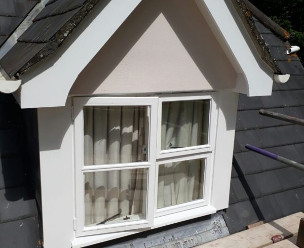 carpentry dormer windows